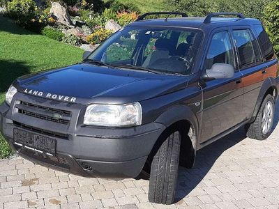 gebraucht Land Rover Freelander SW Cape Town 2,0 Td4 E Aut. SUV / Geländewagen