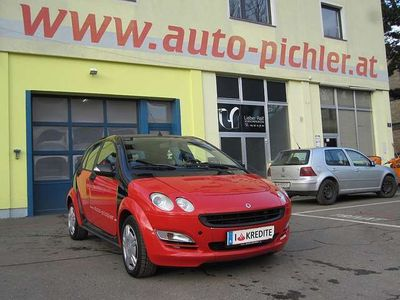 gebraucht Smart ForFour forfourpulse 1,1 softouch Limousine