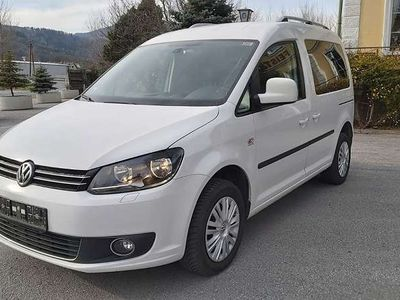 gebraucht VW Caddy Kombi Highline BMT 1,6 TDI DPF Kombi / Family Van