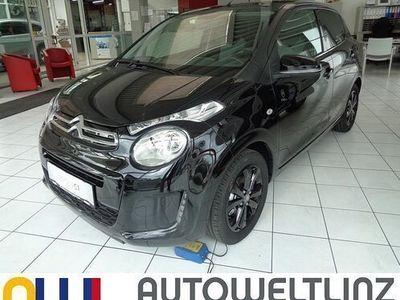 gebraucht Citroën C1 VTi 72 manuell Shine