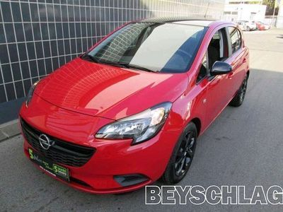 gebraucht Opel Corsa 1,2 Ecotec Black & White