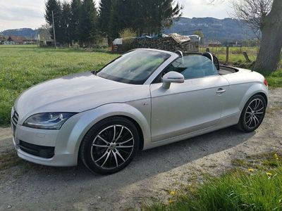 gebraucht Audi TT Roadster 2,0 T FSI