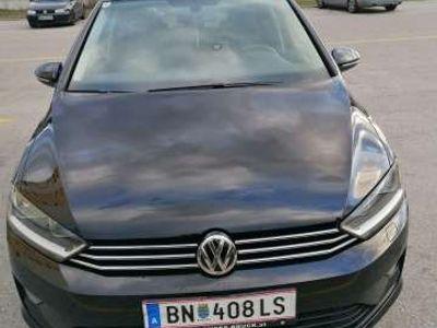 gebraucht VW Golf Sportsvan Highline 1,6 BMT TDI DSG
