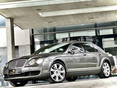 gebraucht Bentley Continental Flying SpurW12 560PS/ALLRAD #1.BESITZ #5 SITZER