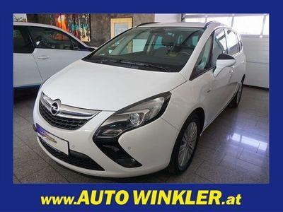 gebraucht Opel Zafira Tourer 1,6 CDTI Ecotec Österreich Ed. St... Kombi / Family Van