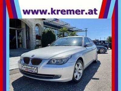 gebraucht BMW 530 d Österreich-Paket