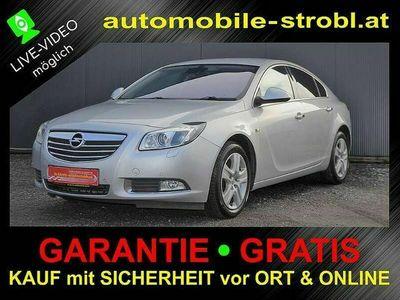 gebraucht Opel Insignia 2,0 Cosmo CDTI Ecot. *Bi-Xenon*Navi*PDC*Garantie*