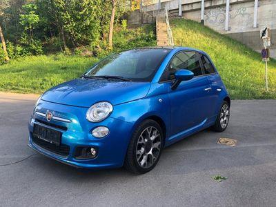 gebraucht Fiat 500S Sport **AUTOMATIK**