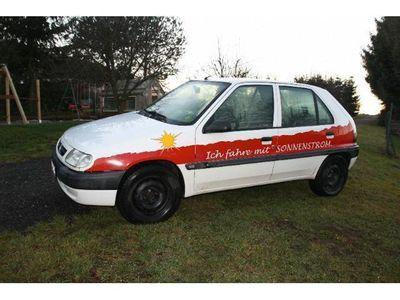 gebraucht Citroën Saxo Elektro LiFePo Akku´s