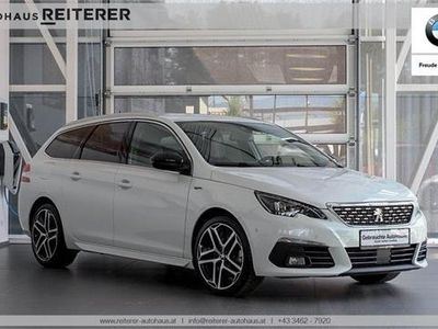 gebraucht Peugeot 308 SW 2,0 BlueHDI 180 GT EAT8 S&S Kombi / Family Van,