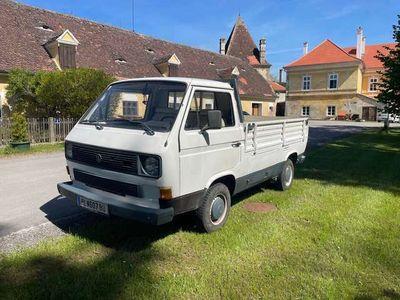 gebraucht VW T3 Pritsche 245 D