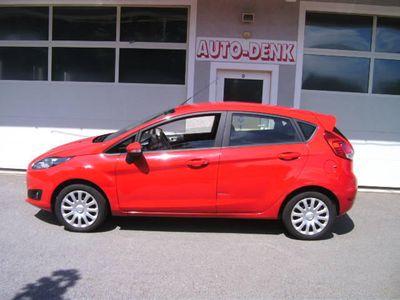 gebraucht Ford Fiesta Trend 1,0 Start,Stop Lackschäden !!