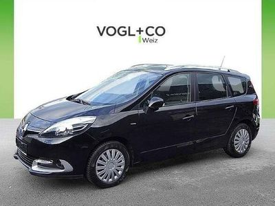 gebraucht Renault Grand Scénic Limited TCe 115 *NAVI*
