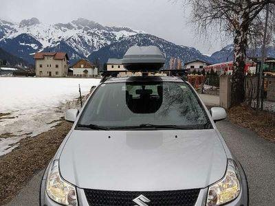 gebraucht Suzuki SX4 SX41,6 GL 4WD 5 DR Klein-/ Kompaktwagen,