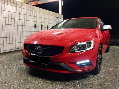 used Volvo S60 D3 Kinetic R-Design Geartronic