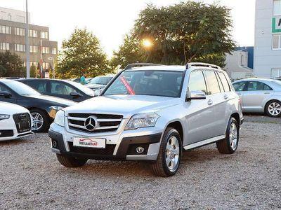 gebraucht Mercedes GLK320 GLK-KlasseCDI 4MATIC Aut. | Navi | Leder | AHK | SUV / Geländewagen