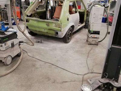 gebraucht VW Golf I 1.1l Vergaser Klein-/ Kompaktwagen