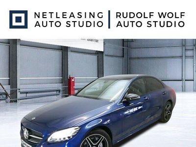 gebraucht Mercedes C220 d AMG Line 4Matic Pano/Night/Wide/Keyless Klima