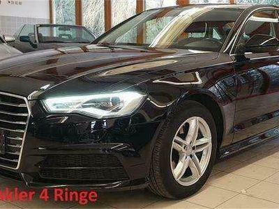 gebraucht Audi A6 3,0 TDI clean Diesel S-tronic MMI Navi,Xenon Plus,Sportsitze Limousine