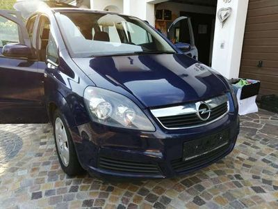used Opel Zafira 1,9 CDTI