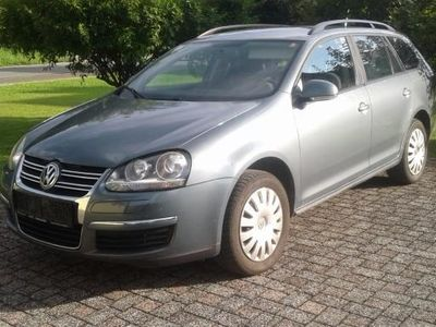 gebraucht VW Golf Variant Trendline 1,9 TDI 4Motion DPF