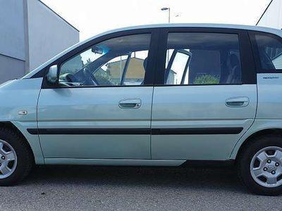 gebraucht Hyundai Matrix CRDI 1.5l ÖAMTC pickerl Klein-/ Kompaktwagen