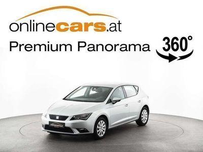 gebraucht Seat Leon 1,6 TDI VOLL-LED R-KAMERA MEGAPREIS Limousine,