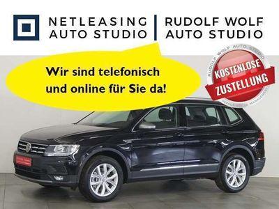 gebraucht VW Tiguan Allspace 2.0 TDI DSG 4Mo. Comfortline NAV Klima