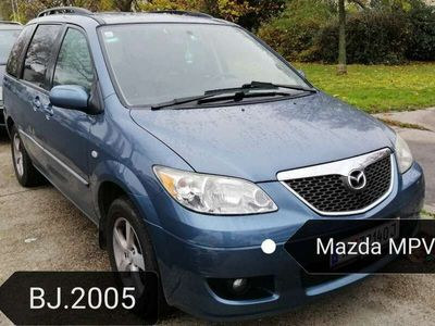 gebraucht Mazda MPV 2.0 TD Comfort 7