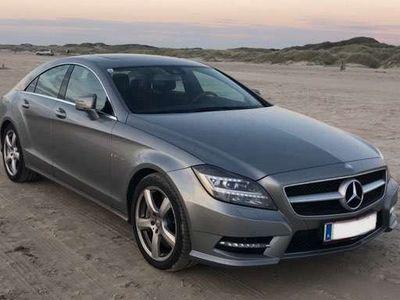 gebraucht Mercedes CLS500 4MATIC Aut.
