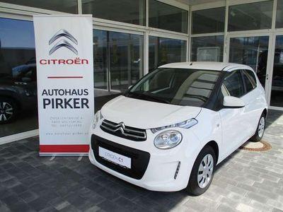 gebraucht Citroën C1 VTi 72 manuell Feel