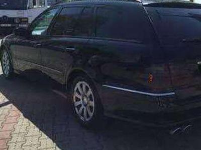 gebraucht Mercedes E270 E-KlasseCDI Avantgarde Kombi / Family Van