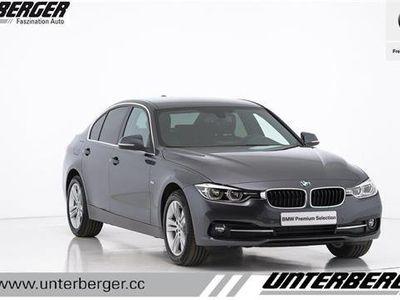 gebraucht BMW 318 d xDrive Sport Line
