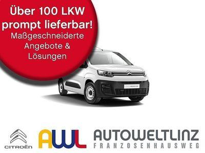 gebraucht Citroën Berlingo Kastenwagen Komfort Plus M BlueHDi 75 norm. Nutzl.