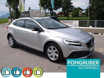 gebraucht Volvo V40 CC Cross Country D2 Geartronic Limousine