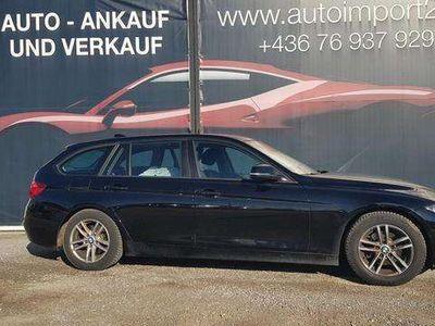 gebraucht BMW 320 3er 3er-Reihe d Touring ED SPORT Advantage Aut
