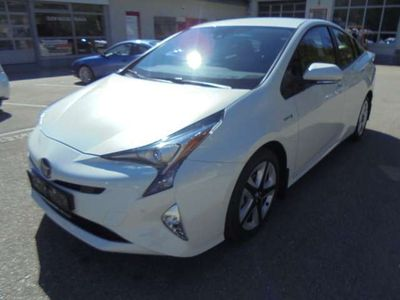 gebraucht Toyota Prius 1,8 VVT-i Hybrid Lounge + SIPA