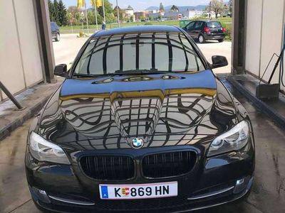 gebraucht BMW 520 5er-Reihe Diesel (F10) Fleet Österreich-Paket Au