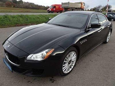 gebraucht Maserati Quattroporte Diesel Limousine