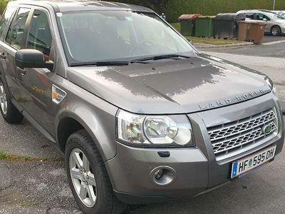 gebraucht Land Rover Freelander 2,2 td4s SUV / Geländewagen