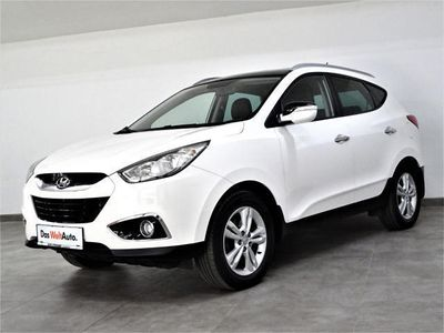 gebraucht Hyundai ix35 2,0 CRDi UpGrade 4WD