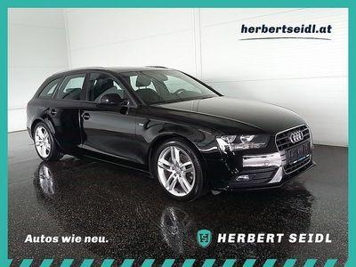 gebraucht Audi A4 Avant 2,0 TDI *S-LINE / NAVI*