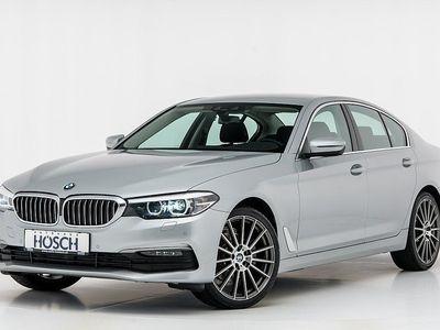 gebraucht BMW 520 5er Limousine d Aut. LP: 57.907,-€, 190 PS, 4 Türen, Automatik