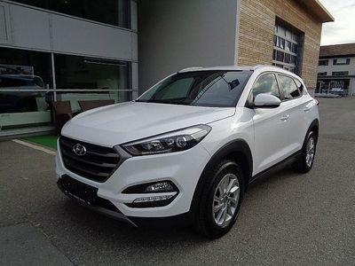 gebraucht Hyundai Tucson 1,6 GDI Start-Stopp Edition 25