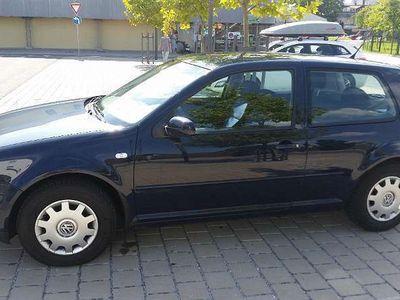 gebraucht VW Golf IV Edition1.4 ESP/Klima/Funkfernbedienung/EFH Limousine