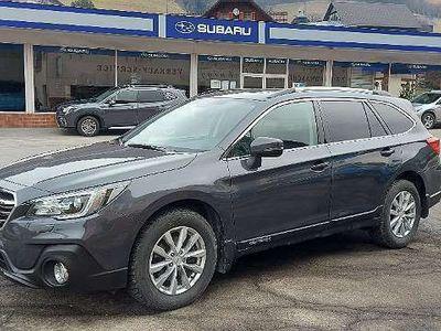 gebraucht Subaru Outback 2,5i Premium AWD CVT Kombi / Family Van