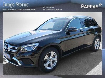 used Mercedes GLC220 d 4MATIC Aut.