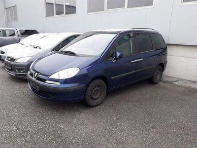 used Peugeot 807 SV Premium 2,2 HDI 130