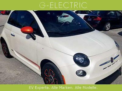 gebraucht Fiat 500e Elektro Sport leasingfähig Klein-/ Kompaktwagen,
