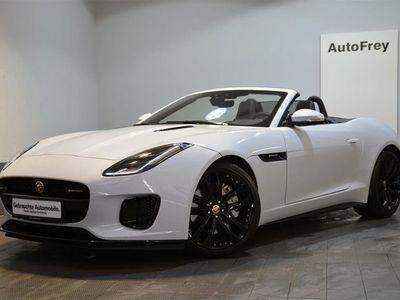 gebraucht Jaguar F-Type P300 Cabrio 2,0 Turbo R-Dynamic Aut. Cabrio / Roadster,
